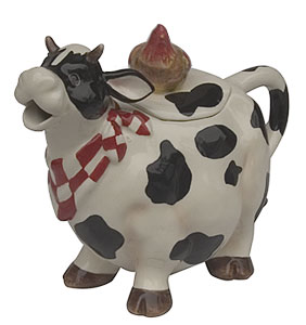 cow little teapot
