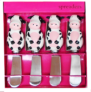 cow kitchen spreaders