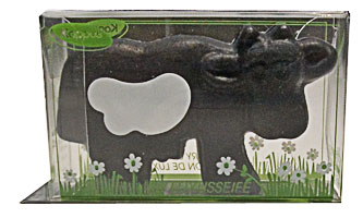cow black soap