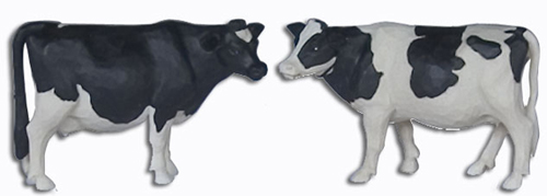 cow miniature