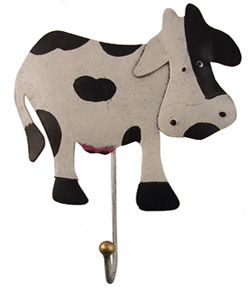 cow apparel hook