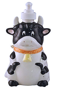 cow toilet tissue holder