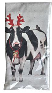 Cow Christmas Gift