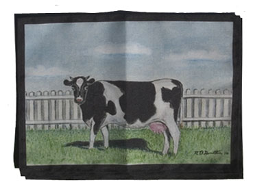 cow kitchen gorgeous placemats