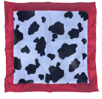 cow diaper pad