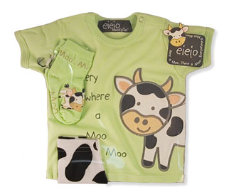 Cow Baby Infants And Toddlers