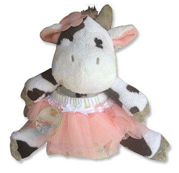 cow baby doll