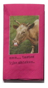 cow tissues