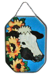cow suncatcher