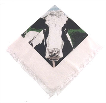 cow cloth kitchen napkins